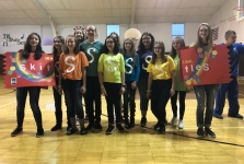Best Group Costume Winner-Skittles